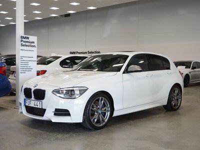 begagnad BMW M135 i xDrive