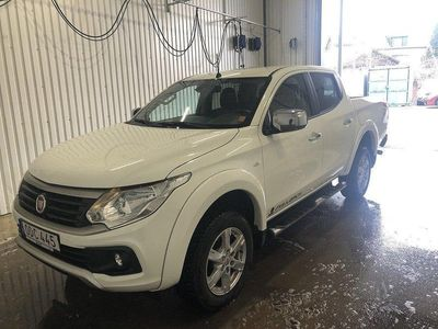 begagnad Fiat Fullback Double Cab 2.4 4x4 Manuell, 181