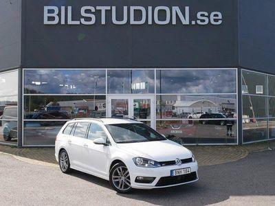 begagnad VW Golf 1.4 TSI 150hk,DSG, R-line,5.000mil