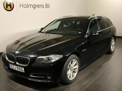 begagnad BMW 520 d xDrive Touring Sport Navi Fartpilot Drag