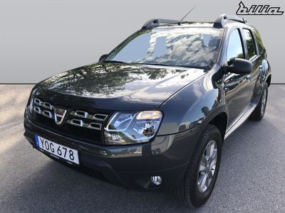 begagnad Dacia Duster 4x2 phII dCi Cruise Edition EDC -17