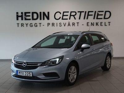 used Opel Astra 1.4 Turbo 125hk Apple Carplay