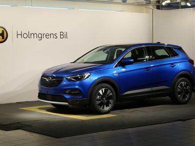 begagnad Opel Grandland X Dynamic 1.2 AT6 /130 hk