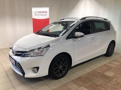 begagnad Toyota Verso 1.6