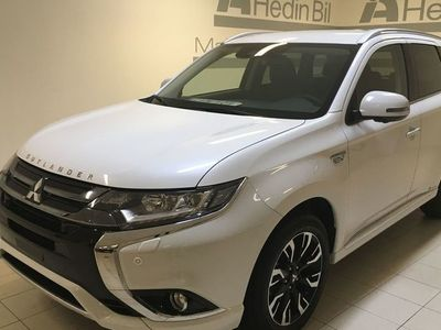 begagnad Mitsubishi Outlander P-HEV BUSINESS