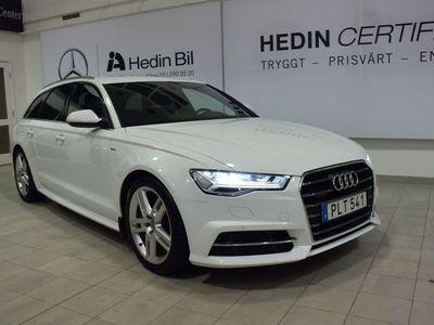 begagnad Audi A6 2.0 TDI AVANT QUATTRO,S-LINE,VÄRMARE