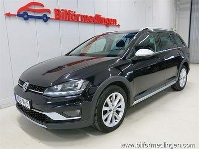 begagnad VW Golf Alltrack 2.0 TDI 184hk SC 4Motion Aut. Drag Premium