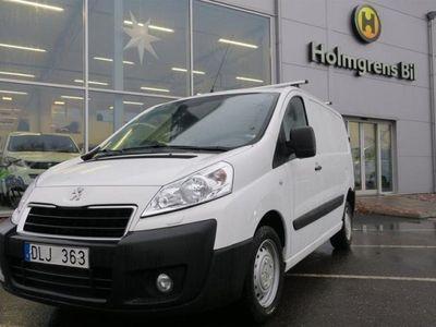 begagnad Peugeot Expert 2.0HDi 163hk