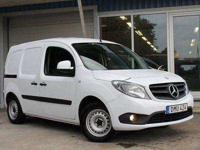 begagnad Mercedes Citan 109 CDI 90HK Drag Momsbil