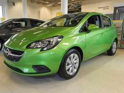 begagnad Opel Corsa Enjoy 5d 1.4 /90hk Pluspaket Apple Carplay