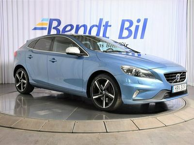 begagnad Volvo V40 D3 Geartronic Momentum, R-Design Euro 6 2016, Kombi Pris 194 500 kr