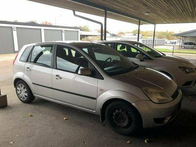begagnad Ford Fiesta 5-dörrar 1.3