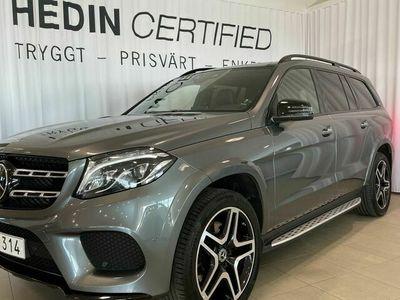 begagnad Mercedes GLS350 d 4Matic AMG / 7-Sits / SE SPEC