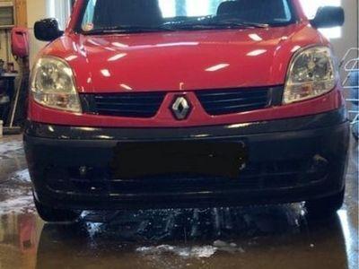 begagnad Renault Kangoo