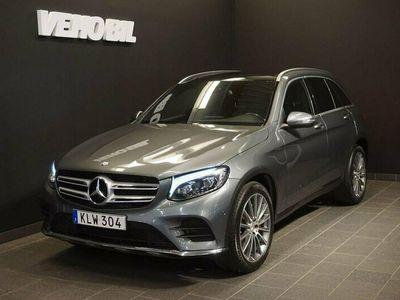 begagnad Mercedes GLC250 d 4-Matic AMG Backkamera Aut Drag Nav ILS