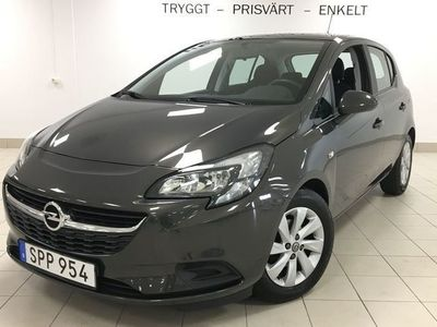 begagnad Opel Corsa 1.4 90hk Enjoy Taklucka