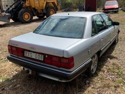 begagnad Audi 100 2,2 Turbo -90