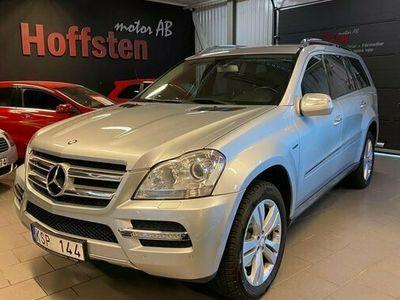 begagnad Mercedes 350 GL BenzBlueTEC 4MATIC 7G-Tronic 7-sits 2010, Kombi Pris 229 900 kr
