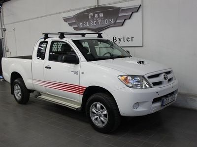 begagnad Toyota HiLux Extra Cab 2.5 D-4D 4WD (120hk)