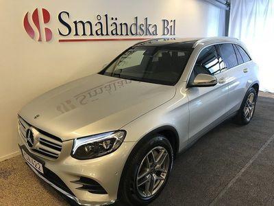 begagnad Mercedes GLC220 d 4MATIC AMG SKY Euro 6 -19