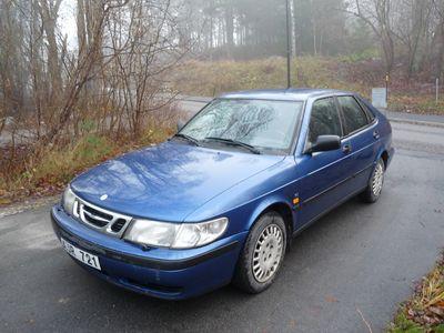 begagnad Saab 9-3 9-3se 5d 2.0i -99 1999