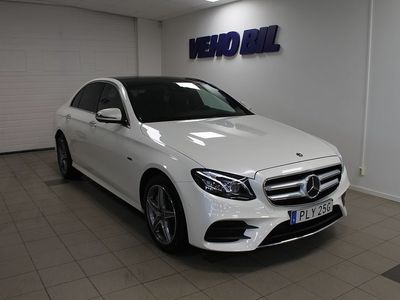 used Mercedes E300 PLUG-IN Sedan AMG Drag Panorama DEMOBIL