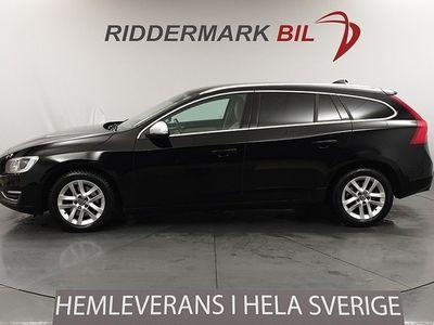begagnad Volvo V60 D4 Summum D-Värm Skinn PDC Nyservad EU6 181hk
