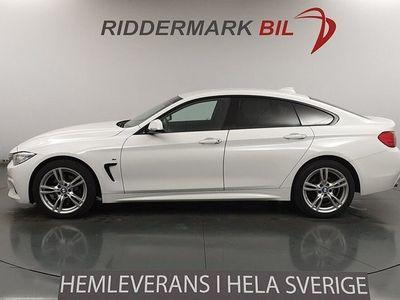 begagnad BMW 420 Gran Coupé d xDrive M-Sport (184hk) Sv-såld