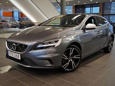 begagnad Volvo V40 T3 aut Business Adv R-Design