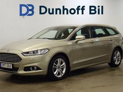 begagnad Ford Mondeo TDCi 180 Business AWD Aut