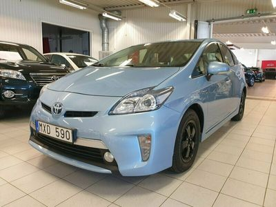 begagnad Toyota Prius Plug-in Hybrid 1,8 Business / Navi / M-värmare