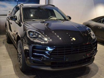 used Porsche Macan Nordic -19