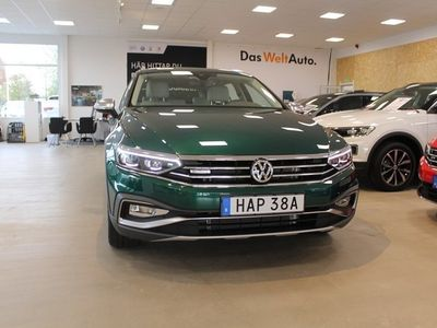 begagnad VW Passat Alltrack TDI