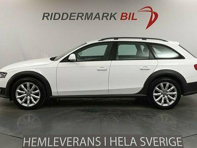 begagnad Audi A4 Allroad quattro 2.0 TDI 170hk Sport Drag Välservad