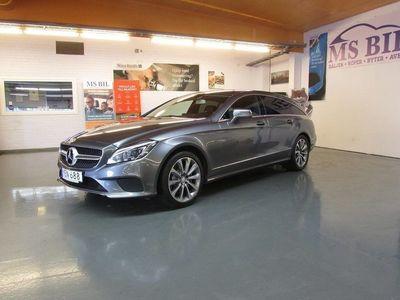 begagnad Mercedes CLS250 Shooting Brake d 4MATIC 9G-Tronic Euro 6 204hk