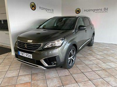 begagnad Peugeot 5008 1.6 BlueHDi 7-Sist Bra Skick