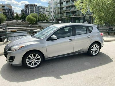 begagnad Mazda 3 3 KOMBISEDAN 1.6 A