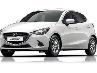 begagnad Mazda 2 Core 1,5 90hk