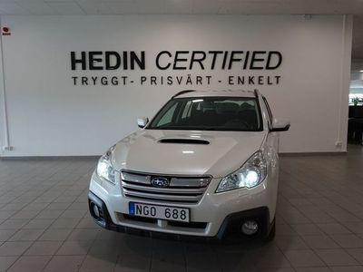 brugt Subaru Legacy 2.0 4WD Lineartronic, 150hk