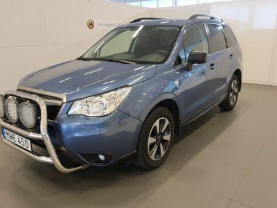 brugt Subaru Forester 2.0D X CVT