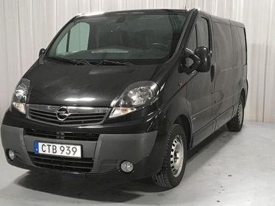 begagnad Opel Vivaro 2.0 CDTI 2014, Personbil 85 200 kr - 109 200 kr