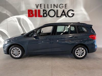 begagnad BMW 218 Gran Tourer i Advantage Euro 6 7-sits 136hk