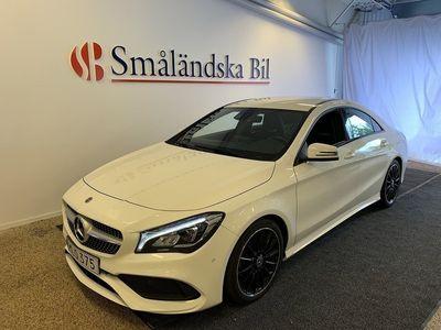 brugt Mercedes 200 CLA-KlassAMG 7G-DCT Euro 6 156hk