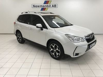 begagnad Subaru Forester 2.0 XT 4WD Lineartronic 241hk