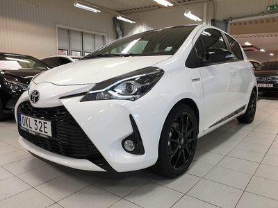 begagnad Toyota Yaris 1.5 Elhybrid GR-Sport / Vinterhjul