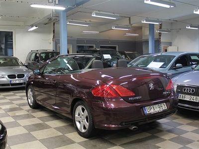 begagnad Peugeot 307 CC 2,0, Lågamil,Ny Servad