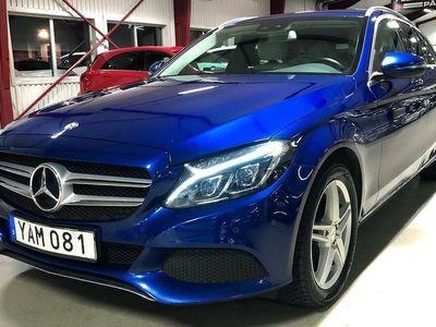 begagnad Mercedes C350 T e 7G-Tronic Plus 279hk