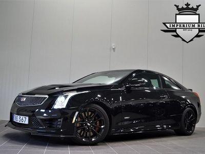 begagnad Cadillac ATS V 3.6 V6 Euro 6 470hk