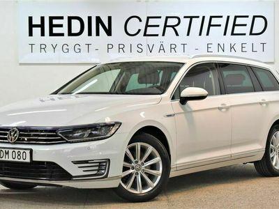 begagnad VW Passat GTE Plug - in Hybrid 218hk V - Hjul