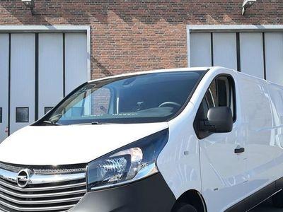 begagnad Opel Vivaro L2